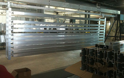 Anodizing of Aluminum Components