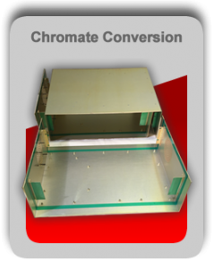 Chromate Conversion Metal Finishing Services